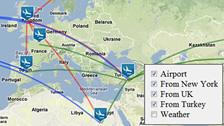 Interactive Map Showcase Imapbuilder